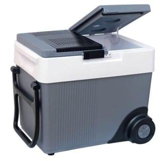 12 Volt Cooler with Wheels