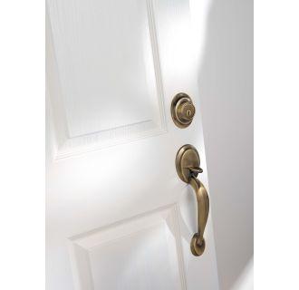 Kwikset 687da Lip Front Door Handleset