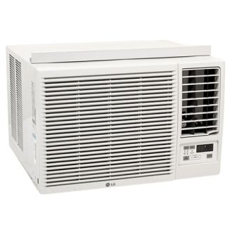 Lg window air conditioners lw1216hr for 12000 btu window air conditioner 220v