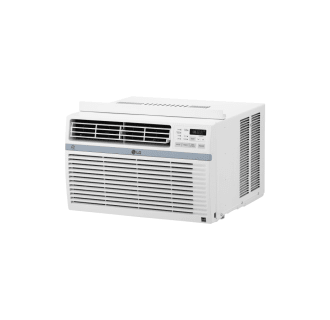 8,000 BTU Energy Star Window Air Conditioner with Remote and Wi-Fi Control