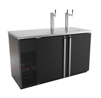 Micromatic MDD58-E : Pro-Line Direct Draw Keg Refrigerator