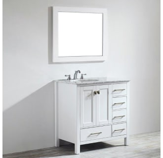 Single Sink Bathroom Vanities
