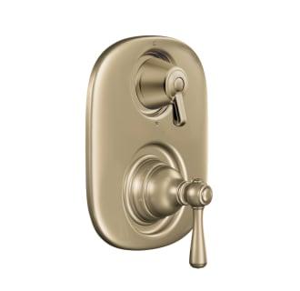 Moen 602az antique bronze pressure balanced shower system - Moen antique bronze bathroom faucets ...