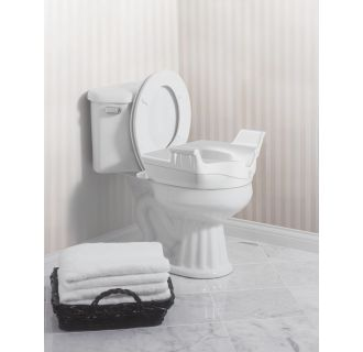 Moen Csidn8070 Glacier Elevated Elongated Toilet Seat From