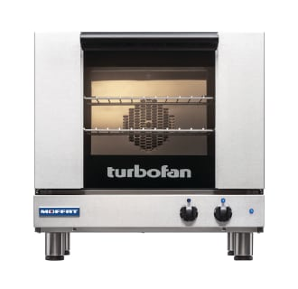 Manual Electric Half-Size Tray Turbofan Convection Oven