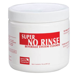 Super No-Rinse Beverage System Cleaner
