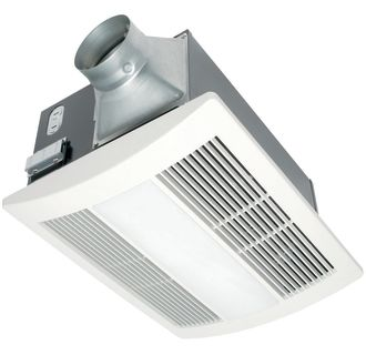 Fan Light Assembly And Grille 70 Cfm 4 0 Sones