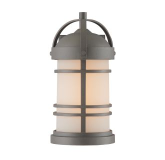 "Nottoway 12"" Tall Single Light Outdoor Wall Sconce"