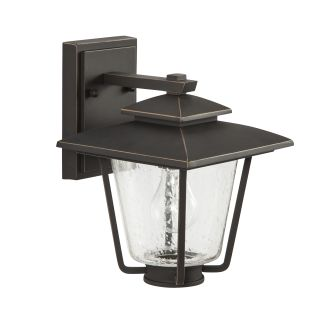 """Ivy Cottage 11"""" Tall Single Light Outdoor Wall Sconce"""