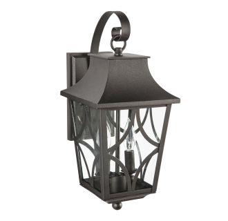 "Altimeter 8"" Wide 2 Light Outdoor Wall Sconce"