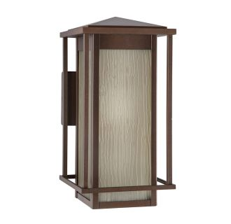 "Beech Lane 17"" Tall Single Light Outdoor Wall Sconce"