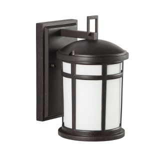 "Turnberry 10"" Tall Single Light Outdoor Wall Sconce"