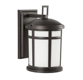 """Turnberry 13"""" Tall Single Light Outdoor Wall Sconce"""