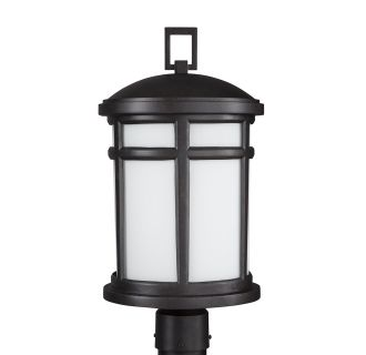 "Turnberry 19"" Tall Single Light Outdoor Post Light"