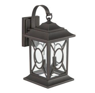 "Kingston Manor 8"" Wide 2 Light Outdoor Wall Sconce"