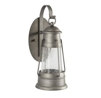"""Baltimore 15"""" Tall Single Light LED Outdoor Wall Sconce"""