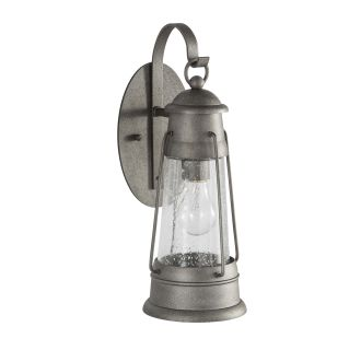"""Baltimore 17"""" Tall Single Light Outdoor Wall Sconce"""
