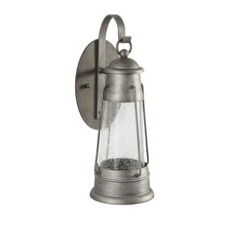 """Baltimore 17"""" Tall Single Light LED Outdoor Wall Sconce"""