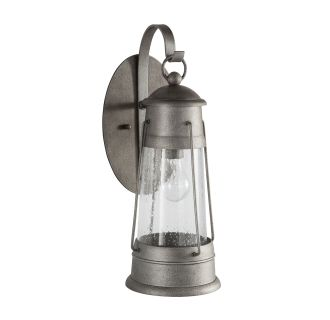 """Baltimore 19"""" Tall Single Light Outdoor Wall Sconce"""