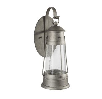 "Baltimore 19"" Tall Single Light LED Outdoor Wall Sconce"