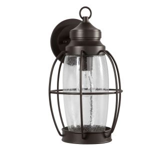 """West Rock 16"""" Tall Single Light Outdoor Wall Sconce"""