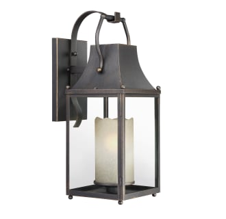 """Whitby Single Light 27-9/16"""" Tall Outdoor Wall Sconce with Frosted Glass Shade"""
