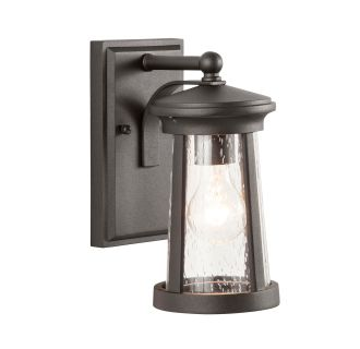 "Woodberry 11"" Tall Single Light Outdoor Wall Sconce"