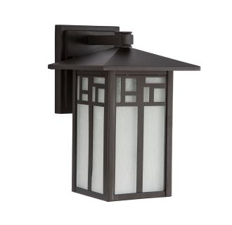 "Weaver 10"" Tall Single Light Outdoor Wall Sconce"