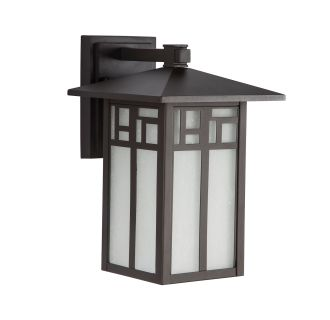 "Weaver 12"" Tall Single Light Outdoor Wall Sconce"