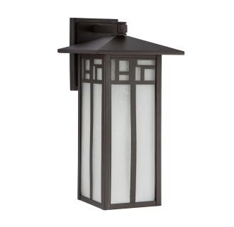 "Weaver 16"" Tall Single Light Outdoor Wall Sconce"