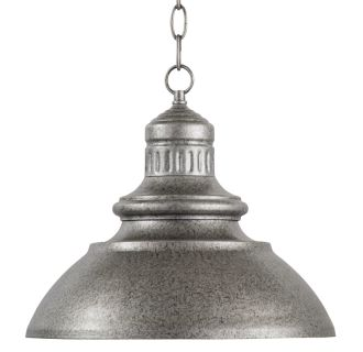"Blackshore 13"" Wide Single Light LED Outdoor Single Pendant"