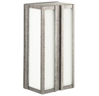 "Willow Hill 14"" Tall Single Light Energy Star Outdoor Wall Sconce"