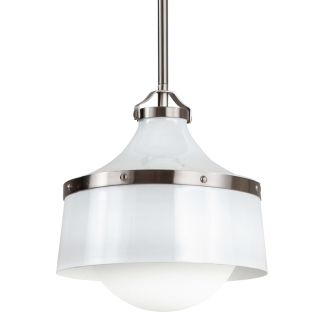 "9"" Wide Single Light Mini Foyer Pendant"