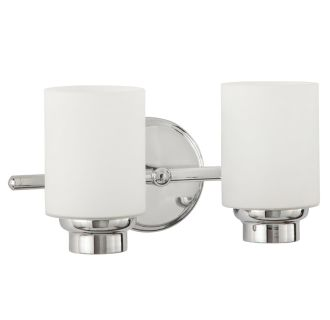 "Thompson 13"" Wide 2 Light Bathroom Fixture"