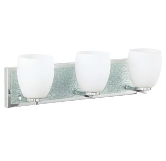 "Olen 21"" Wide 3 Light Bathroom Fixture"