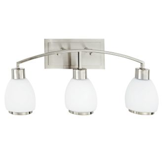 "Osbourne 25"" Wide 3 Light Bathroom Fixture"