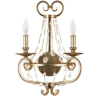 "Rosalind 13"" Wide 2 Light Wall Sconce"