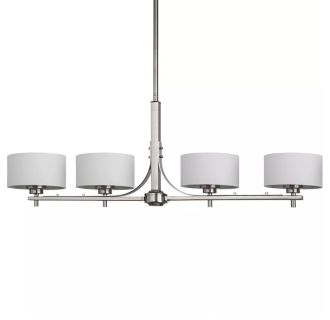 "Highfield 41 "" Wide 4 Light Chandelier"