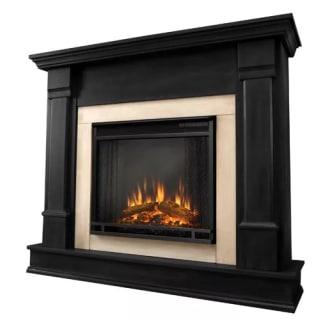 Silverton Indoor Vent Free 4780 BTU Electric Fireplace