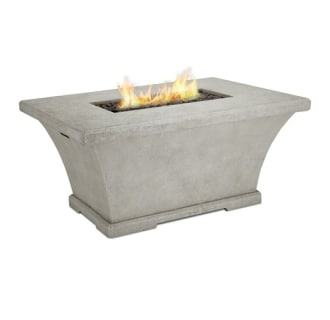Monaco Rectangle Chat Height Fire Table