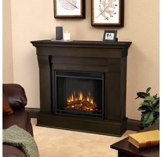 Chateau Electric Fireplace Mantel