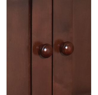 "Sagehill Designs AL2421 Soft Burgundy Allure 24"" Bathroom ..."