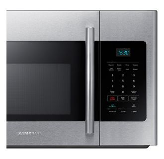 Samsung Me16h702ses Stainless Steel 30 Inch Wide 1 6 Cu