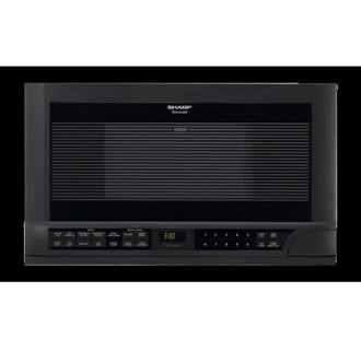 1.5 Cu. Ft. 900 Watt Over The Counter Microwave