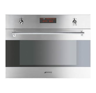 24-Inch Built-In Speed Oven with 1000-Watt Microwave