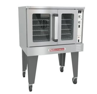 Bronze Series Single Deck Natural Gas Convection Oven