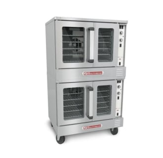 Bronze Series Double Deck Natural Gas Convection Oven