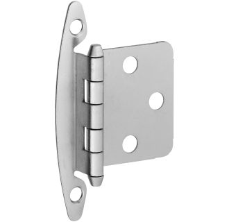Stanley Home Designs BB8196AB Antique Brass 2.75 Inch Flush Non Spring  Cabinet Hinge   PullsDirect.com
