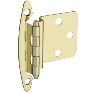 Stanley Home Designs BB8197SN Satin Nickel 2.75 Inch Non Spring Cabinet  Hinge With .375 Inch Offset   PullsDirect.com