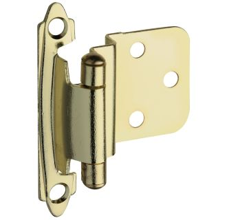stanley home designs bb8195sn satin nickel 275 inch self closing 375 offset standard spring cabinet hinge pullsdirectcom - Stanley Home Designs